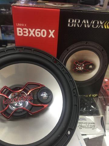 Alto falante 6? Bravox b3x60
