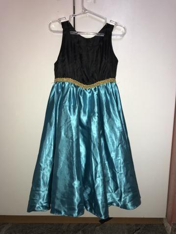Vestido infantil 2/3 anos