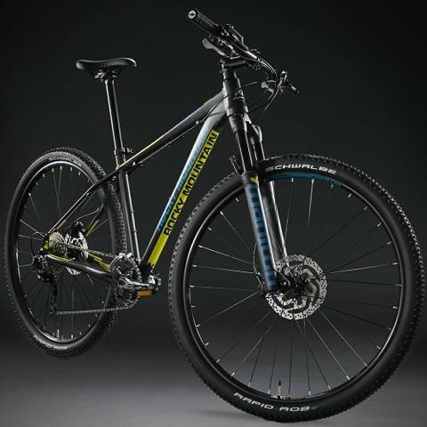 Bike alumínio aro 29 com Kit Shimano Deore xt