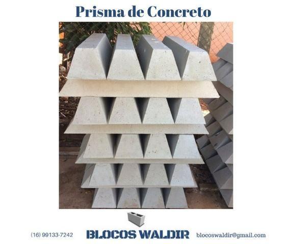 Prismas de Concreto