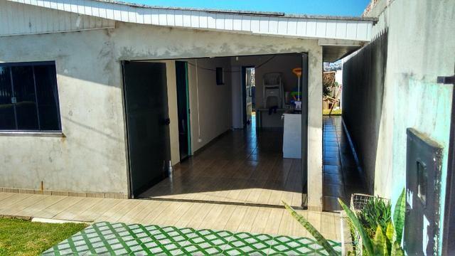 Casa de Alvenaria no Bairro Industrial (Guarapuava PR) R$210.000,00 - Foto 3