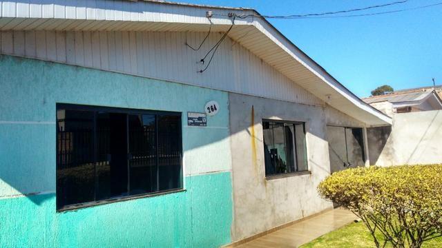 Casa de Alvenaria no Bairro Industrial (Guarapuava PR) R$210.000,00 - Foto 2