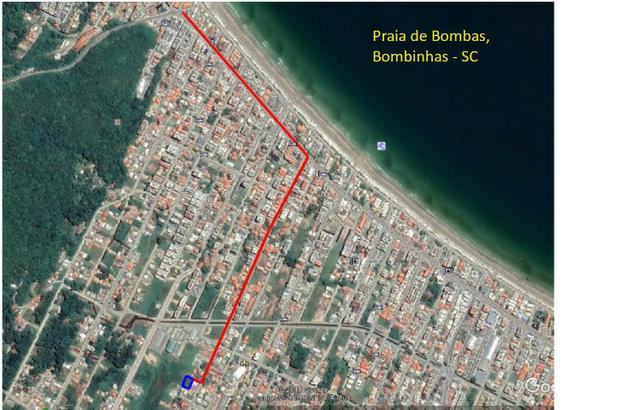 Terrenos na Praia de Bombas, Bombinhas - SC, 645 m2 - Foto 5