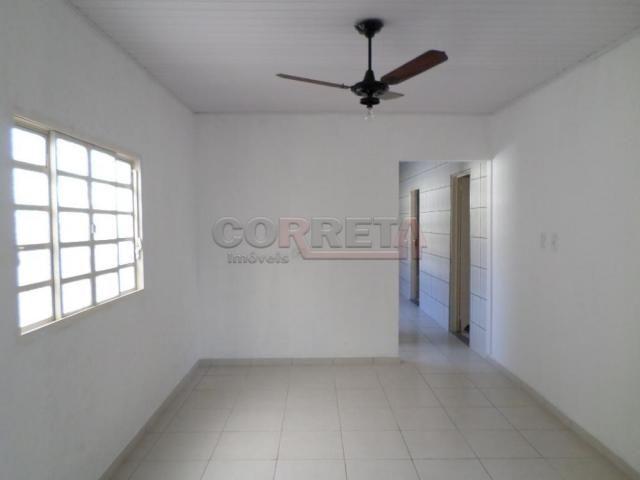 Casa à venda com 3 dormitórios em Conjunto habitacional pedro perri, Aracatuba cod:V2546 - Foto 4