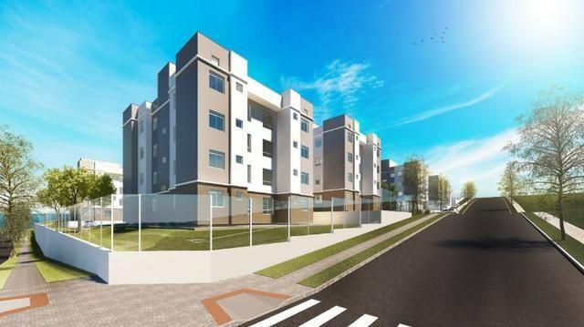 Apartamento em araucária condomínio clube subsídio de até 37 mil - Foto 9