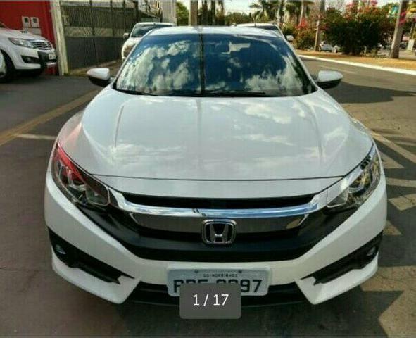 Honda Civic 2.0 EXL CVT Automático 17/17