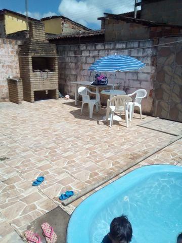 Vendo ou troco casa com piscina no village 2 - Foto 4