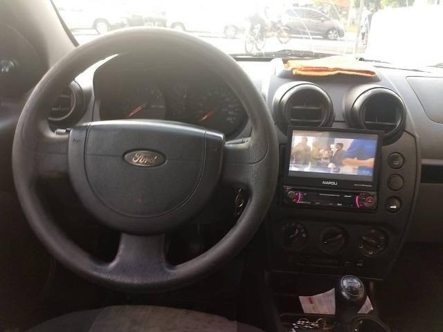 Ford Fiesta Sedan 1.0 2008 #SóNaAutoPadrão - Foto 9