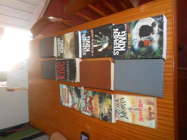 Lote de livros a venda