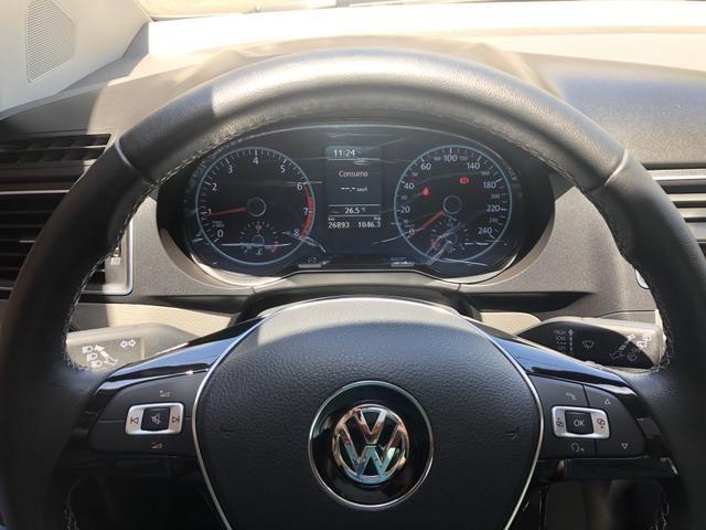 VW FOX Highline 1.6 Flex 16v ( TETO SOLAR) 28.000 km único dono - Foto 7
