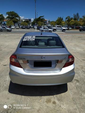 Honda Civic Semi Novo Completo e Automatico 2014 Conservado - Foto 13