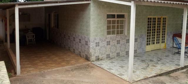 Vendo duas casas no Novo Gama