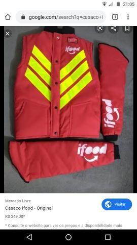 Vendo casaco novo - Foto 2