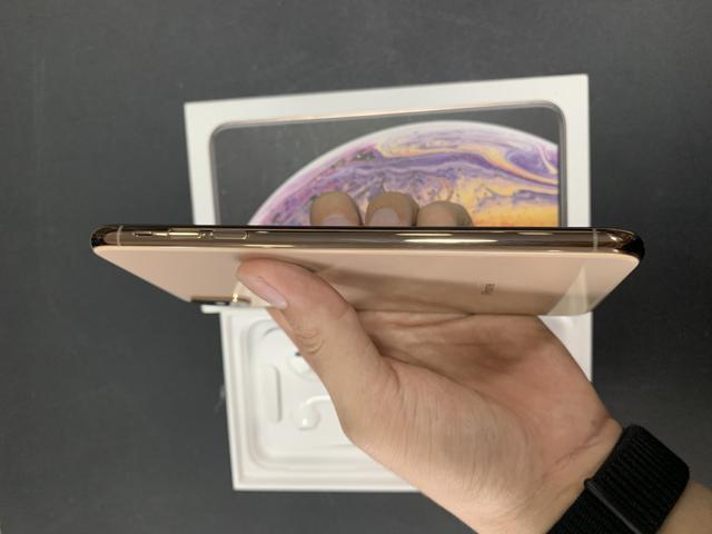 IPhone XS Max 256GB Gold (Seminovo) - Foto 3
