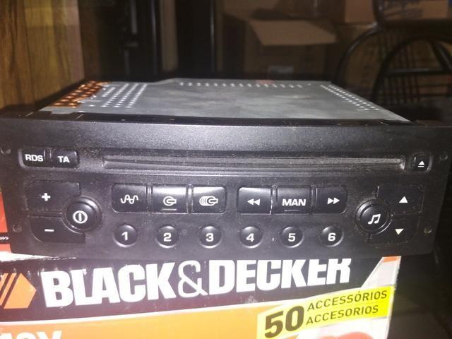 Rádio original C3 2008