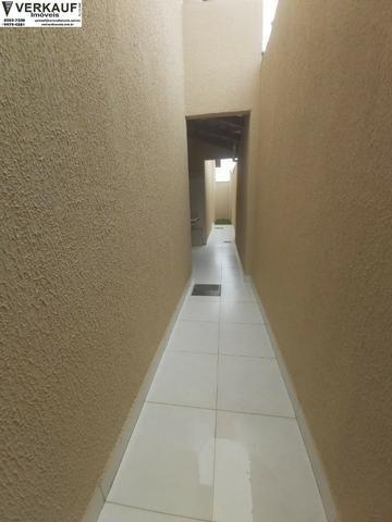 Casa 2 quartos - Res Santa Fé I - Goiânia / Go - Foto 4