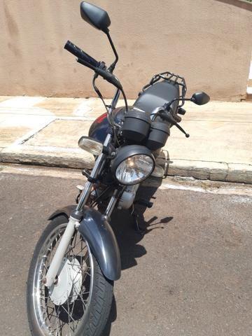 Moto Fan 125. ano 2012 - Foto 2
