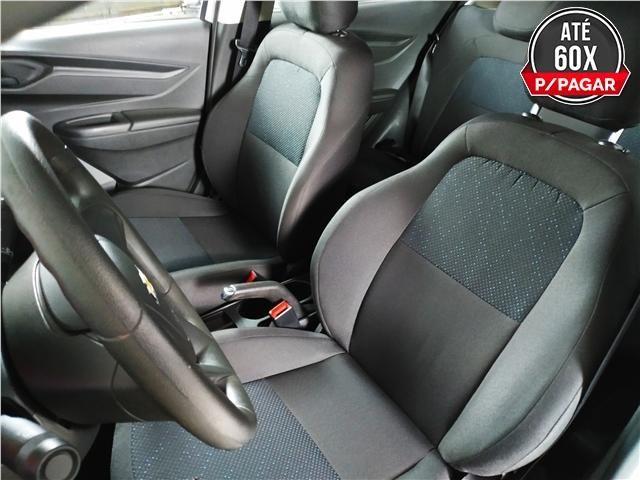 Chevrolet Onix 1.0 mpfi joy 8v flex 4p manual - Foto 9