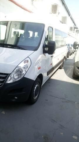 Master minibus 16 lugares 0km 2020 - branca - Foto 5