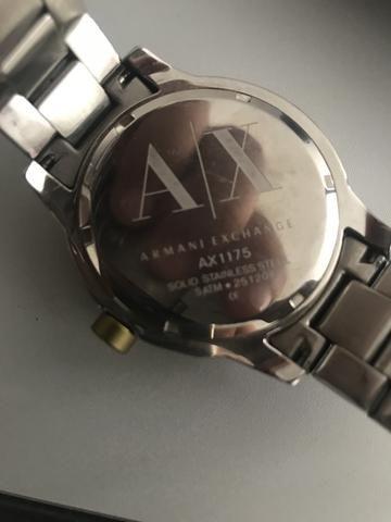 9e800889ecd Relógio Armani exchange AX1175 - Bijouterias