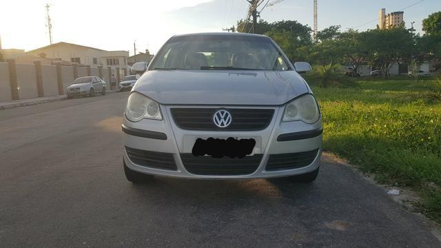 VW - VOLKSWAGEN POLO 1.6 E-FLEX 8V 5P 2008 - 582226851  bc7a1564fa815