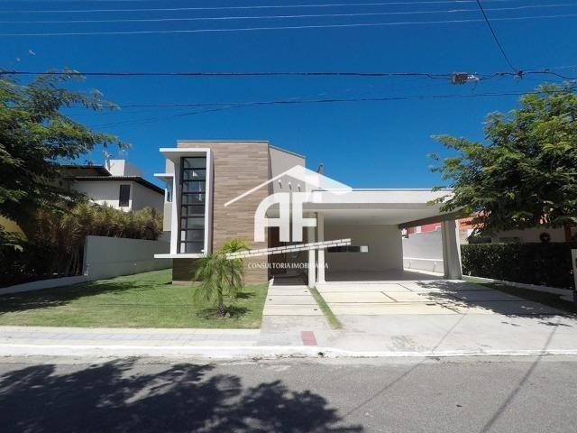 Casa nova no condomínio San Nicolas - 4 suítes sendo 1 máster com closet - Foto 2