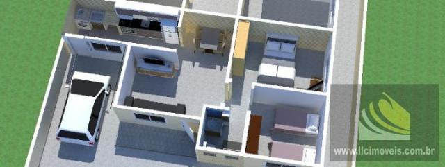 Casa para Venda em Imbituba, ARROIO DO ROSA, 2 dormitórios, 1 banheiro, 2 vagas - Foto 10