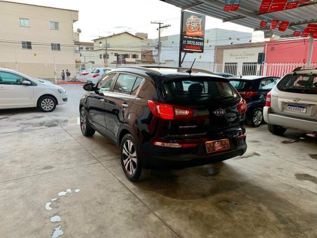 Kia Motors Sportage Flex *Com Teto Solar*2014 -Contato Luiz Marcatto- Cel * - Foto 4