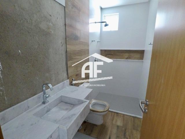 Casa nova no condomínio San Nicolas - 4 suítes sendo 1 máster com closet - Foto 20