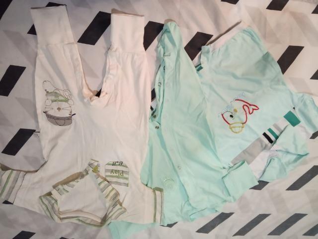 02bba745a 01 Kit de Bolsa de Maternidade, 03 Macaquinhos, 05 bodies, 01 Kit de ...