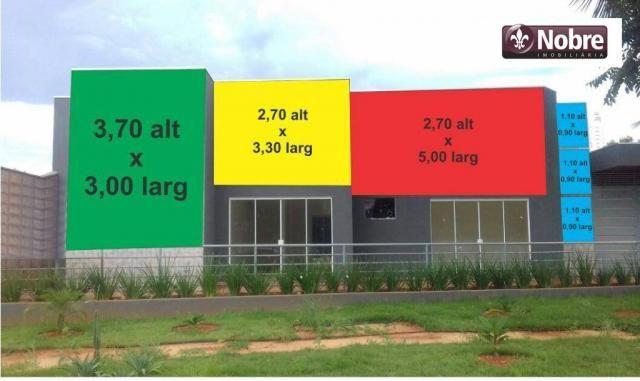 Sala para alugar, 41 m² por R$ 2.305,00/mês - Plano Diretor Sul - Palmas/TO