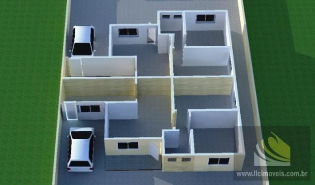 Casa para Venda em Imbituba, ARROIO DO ROSA, 2 dormitórios, 1 banheiro, 2 vagas - Foto 9