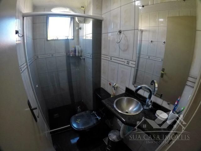 Apartamento 2 Quartos, reformado, com armários, sol da manhã, Resid. Jardim Tropical - Foto 3