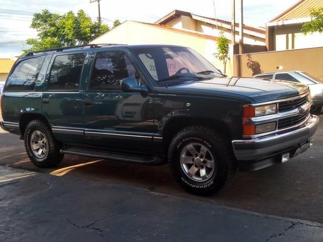 Chevrolet Grand Blazer dlx diesel