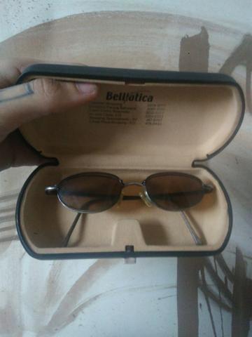 5971d7498 Óculos Rayban original duas lentes (de grau c/ lente de sol extra ...