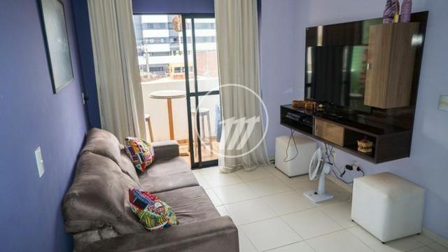 Apartamento nascente aconchegante com 55 m², 2/4 (sendo 01 suíte), na Serraria. REF: B1645