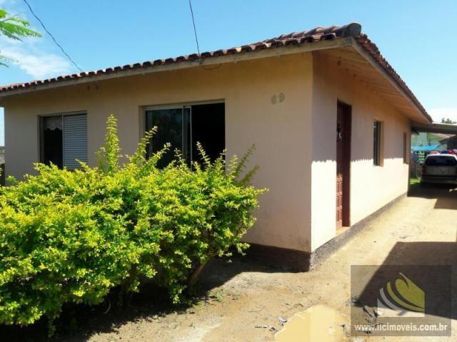 Casa para Venda em Imbituba, Campo D´AVIAÇÃO, 3 dormitórios, 2 banheiros, 1 vaga