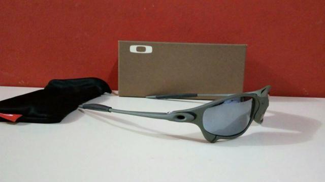 1113f59e2 Óculos Oakley Juliet xmetal Espelhada Polarizado Novo Frete grátis ...