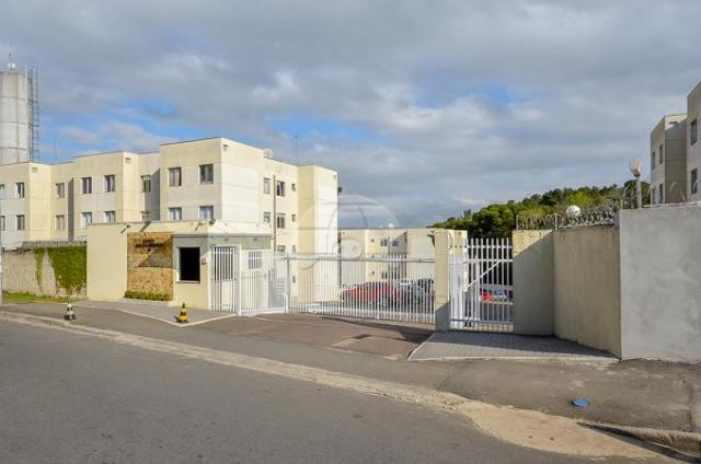 Apartamento à venda com 2 dormitórios em Barreirinha, Curitiba cod:142139
