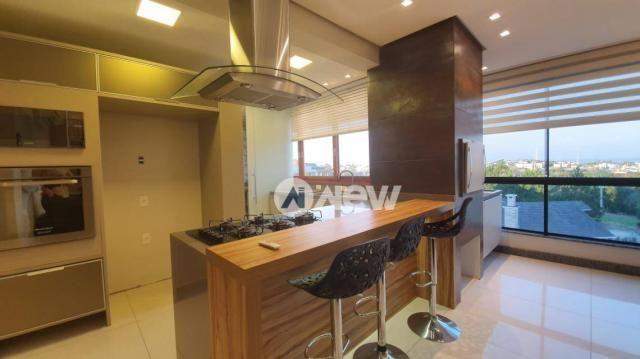 Apartamento com 2 dormitórios à venda, 80 m² por r$ 550.000,00 - mauá - novo hamburgo/rs - Foto 3
