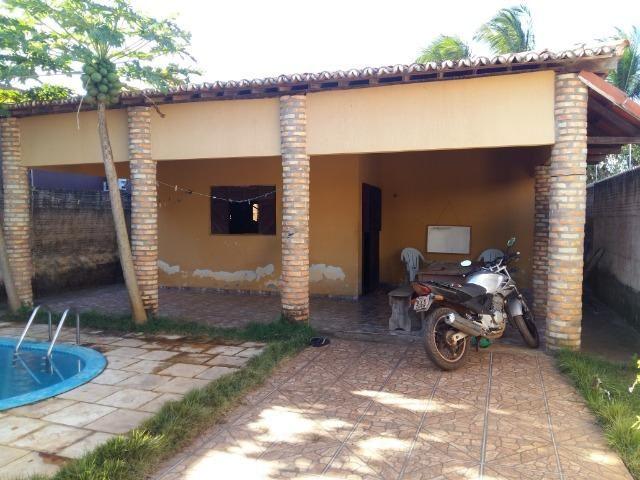 Ótima Casa com piscina e Ponto Comercial - Foto 9