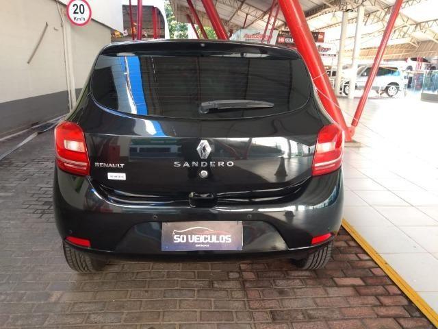 Renault Sandero Expression 1.0 2014/2015 - Só Veículos - 86-3305-8646/86- * - Foto 5