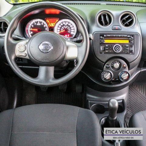 VERSA SL 1.6 16V Flex Fuel 4p Mec. - Foto 5