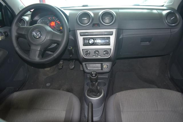 Volkswagen Voyage City 1.6 Flex com GNV, Completo. Aprovamos seu crédito mesmo sem renda - Foto 4