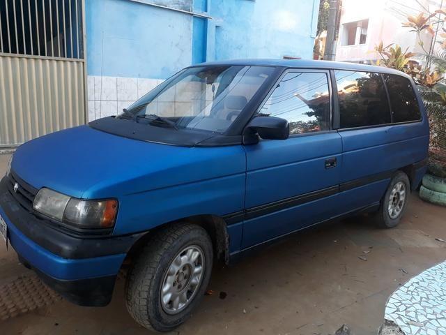 Vendo minivan MAZDA MPV 7 lugares - Foto 3