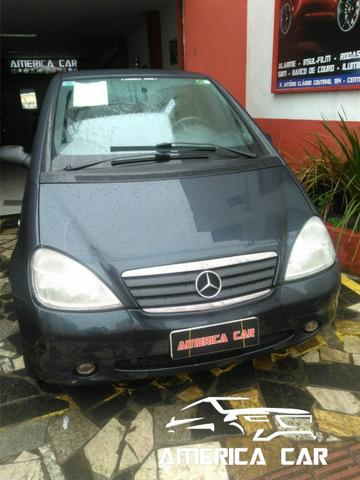 Mercedes/ classe a 160 2002