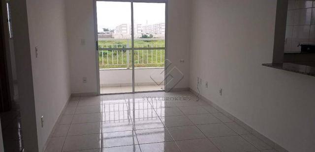 Apartamento no Condomínio Torres do Imperial 1 com 3 dormitórios à venda, 73 m² por R$ 265 - Foto 2