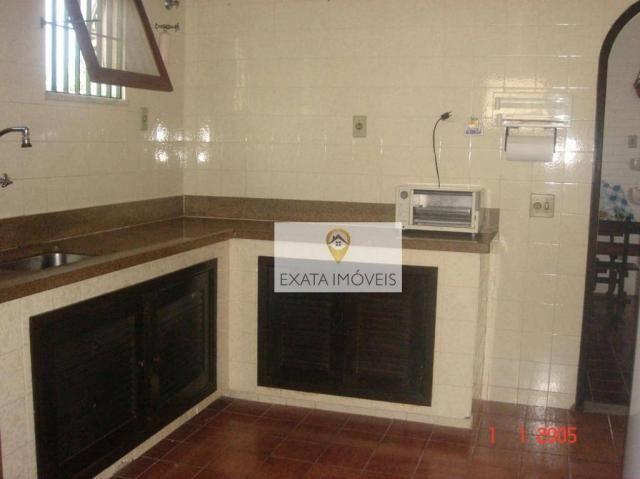 Casa terreno inteiro, linear 3 quartos, Extensão do Bosque/ Rio das Ostras! - Foto 8