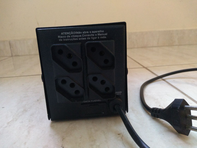 Estabilizador eletrônico microline 2 BMI - Foto 3