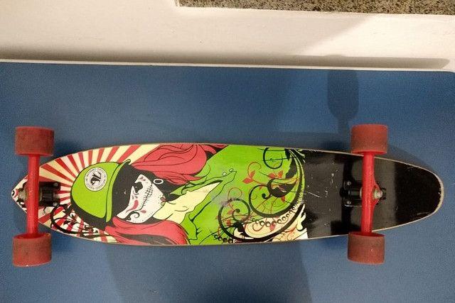 Skate (Longboard) Perfect Line